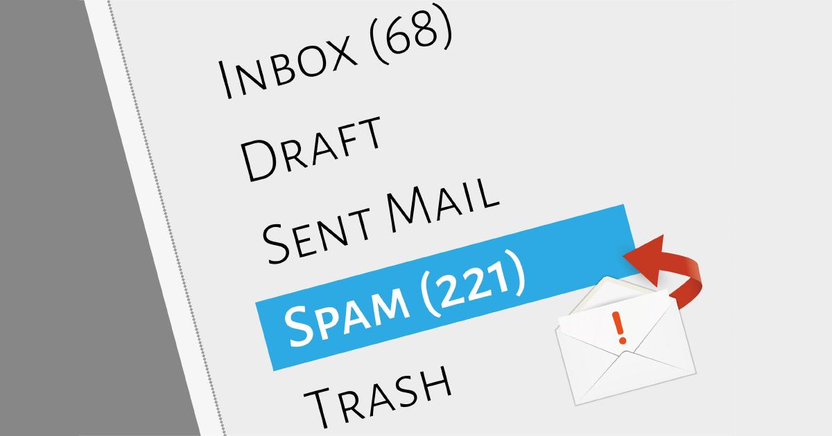5 načinov, kako zmanjšati prejemanje nezaželene pošte