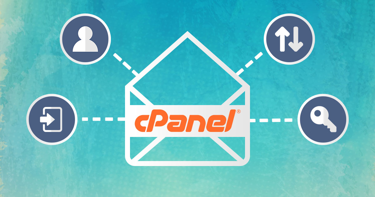 Kako enostavno je v cPanel upravljati z e-poštnimi računi?