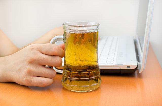 Domena beer za blogerje