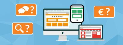 Kako izbrati kar najboljšo grafično predlogo za WordPress?