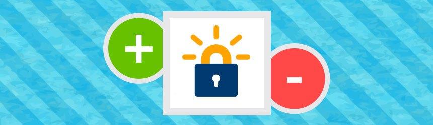 Let's Encrypt - prednosti in slabosti
