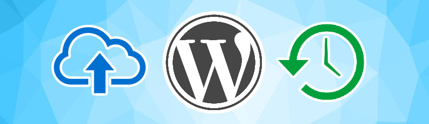 Vtičniki za WordPress backup
