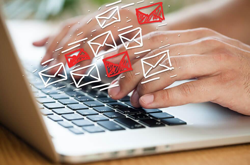 Želena in nezaželena e-pošta