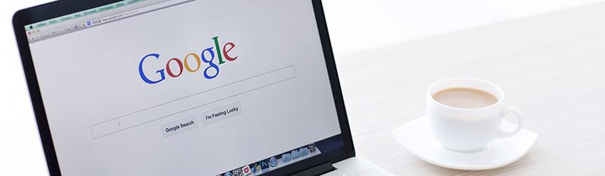 Rezultati v iskalniku Google