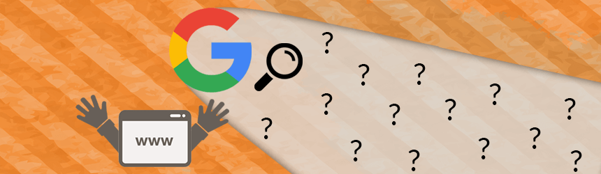 Izgubljene pozicije v iskalniku Google