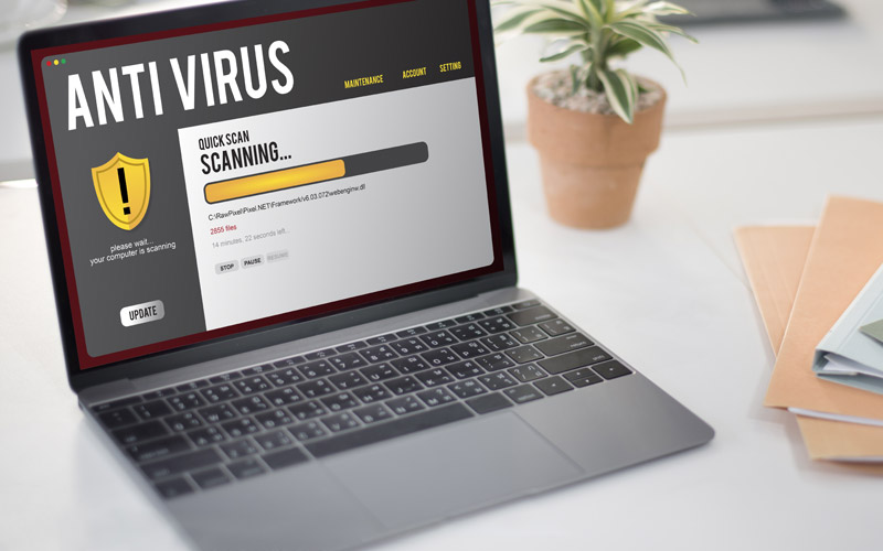 Antivirusni program