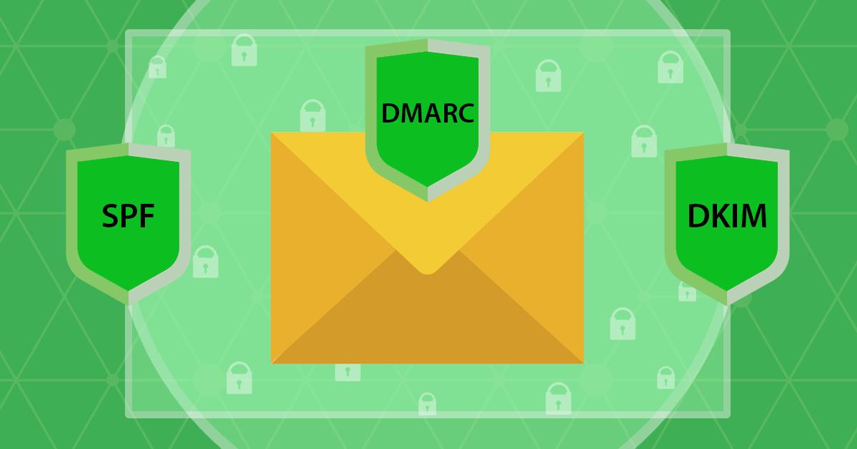 SPF, DKIM in DMARC