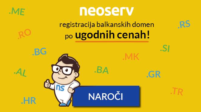 Balkanske domene