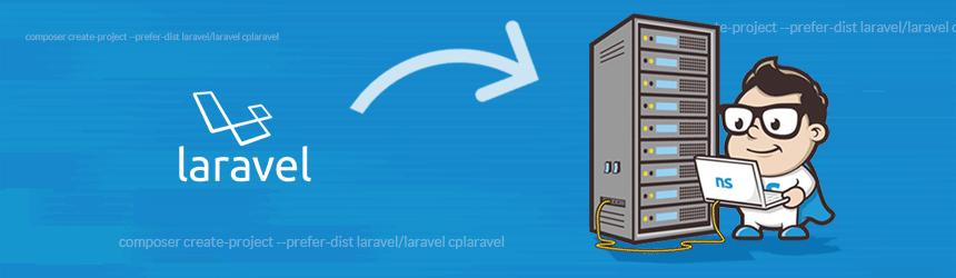 Namestitev Laravel na cPanel