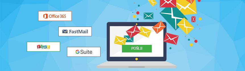 Napredno gostovanje e-pošte