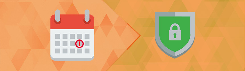 Skrajni čas za namestitev SSL certifikata