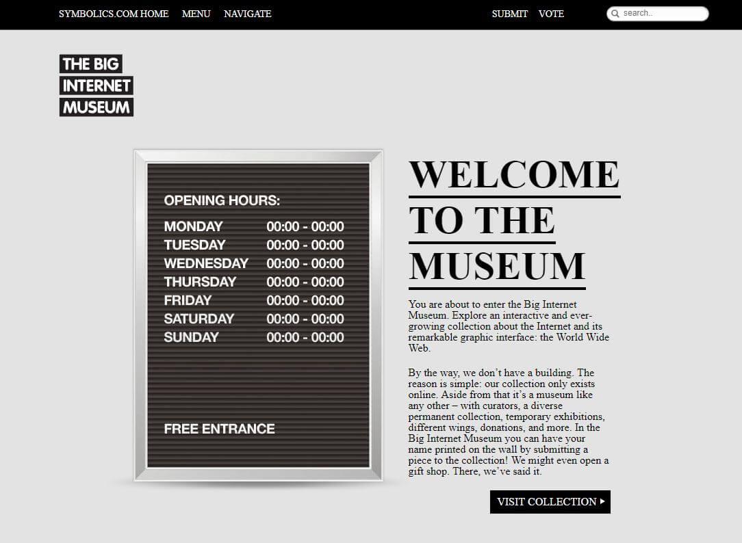 Veliki muzej interneta