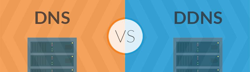 Razlika med DNS in DDNS gostovanjem