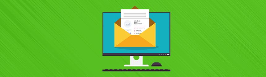 Kako dodati podpis v Webmail