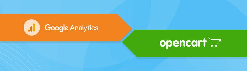 Google Analytics in OpenCart