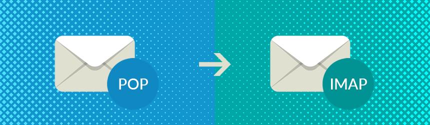 Outlook - prehod s POP na IMAP